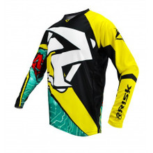 Risk Racing Ventilate Jersey - Digital