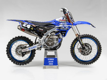 Wilvo Yamaha YZF 250/450 2014-17 MXGP GRAPHICS KIT