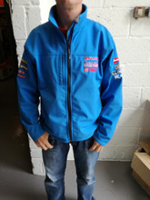 Risk Racing Europe Yamaha Team Issue Coat - Medium