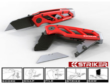 Striker Hand Tools Talon Utility Knife