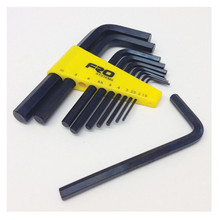 Fro Systems 10 Piece Allen/Hex Key Set