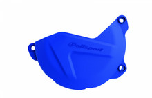Yamaha Clutch Cover Protector - WRF450 2009-17 - Blue
