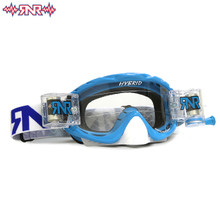 RIp N Roll Hybrid Fully Loaded Goggles Light Blue