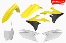 SUZUKI Plastic Kit for RMZ 450 2018 OEM Colour