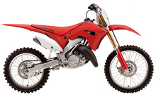CR 125 / 250 2002 > 2007 MX Restyling Kit - CRF 450 2018 Style