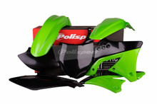 Kawasaki KX 250F Motocross MX Polisport Kit 2009-2010-2011-2012 OEM color 2012