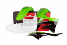 Kawasaki KX 450F MX Motocross Polisport Kit 2012 OEM Colour