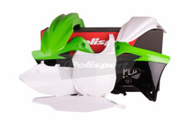 Kawasaki KX 450F MX Motocross Polisport Kit 2013-2014-2015 OEM Colour