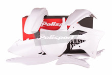 Kawasaki KX 450F MX Motocross Polisport Kit 2012 White