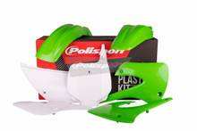 Kawasaki KX 85/100 MX Motocross Polisport Kit 2001-2013 OEM Colour 2011-2012