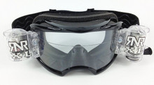 Rip and Roll Colossus XL Goggle Black