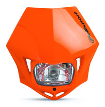 Polisport MMX Road Legal Headlight Enduro KTM CRF XR WRF YZF DRZ - ORAN
