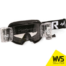 Rip n Roll Colossus  WVS Wide Vision System Goggles Black