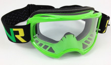 Rip N Roll Colossus Tear Off Goggles Green