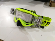 RIp N Roll Hybrid Fully Loaded Goggles Neon / Fluo Yellow