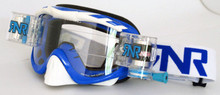 RIp N Roll Hybrid Fully Loaded Goggles Nobo Blue