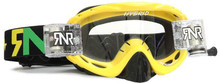 RIP N ROLL HYBRID FULLY LOADED GOGGLES YELLOW
