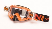 RIp N Roll Hybrid Fully Loaded Goggles Neon / Fluo Orange