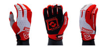 Risk Racing Carbide Gloves - Red/White