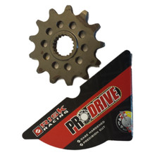 RISK RACING FRONT SPROCKET CR 125 - 04 - 07 - CRF 250 04 - 14 - 13T