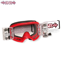 RNR Colossus WVS Goggles Red