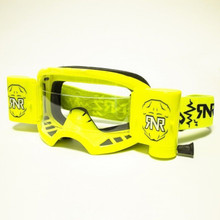 RNR Colossus WVS Goggle Neon Yellow