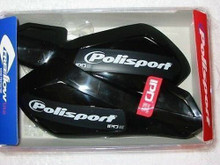 Polisport Free Flow Lite Universal Hand Guards - Black