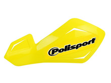 Polisport Free Flow Lite Universal Hand Guards - Suzuki Yellow