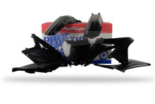 SUZUKI Plastic Kit for RMZ 250 10 - 17 Black