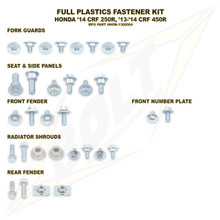 Honda BOLT  Fitting Kit CRF 250 2014 to 2017 450 2013 to 2016
