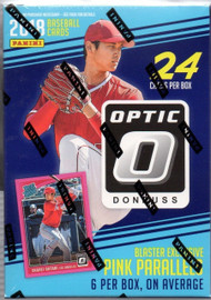 2018 Panini Donruss Optic Baseball Blaster Box