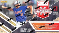 2017 Panini Elite Extra Edition Longevity Baseball Box