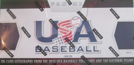 2015 Panini USA Baseball Set Box