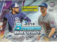 2019 Bowman Chrome Baseball HTA Choice Box