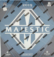 2019 Panini Majestic Football Hobby Box