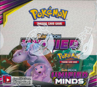 Pokemon Sun & Moon Unified Minds Booster Box