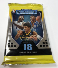2019/20 Panini Contenders Draft Basketball Hobby Pack