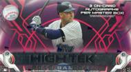 2019 Topps High Tek Baseball Hobby Box