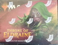 Throne of Eldraine - Collector Booster Pack Display