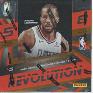 2019/20 Panini Revolution Basketball Hobby Box