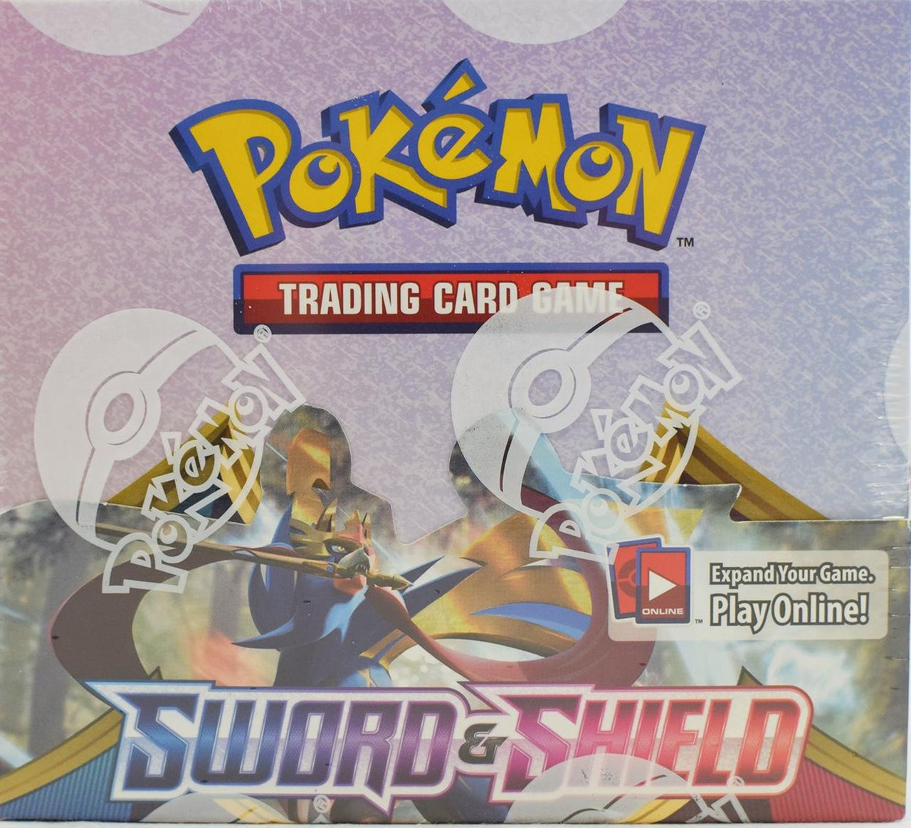 Pokemon Sword & Shield Booster Box - BP Sports Cards and Memorabilia, Inc.