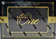 2019 Panini One Football 20 Box Hobby Case