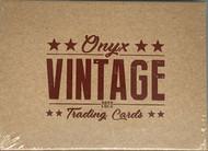 2020 Onyx Vintage Collection Baseball Box