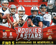 2015 Panini Rookies & Stars Longevity Football Hobby Box