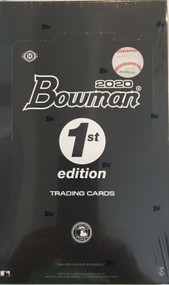 2020 Bowman Baseball 1st Edition Box