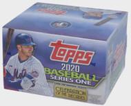 2020 Topps Series 1 Baseball 24 Pack Box