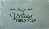 2020 Onyx Vintage Premium Collection Baseball Box