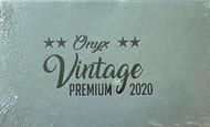 2020 Onyx Vintage Premium Collection Baseball Box