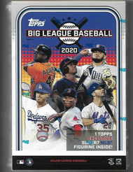 2020 Topps Big League Baseball Collector Box