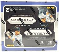 2021 Panini Prizm Quick Pitch Baseball Box